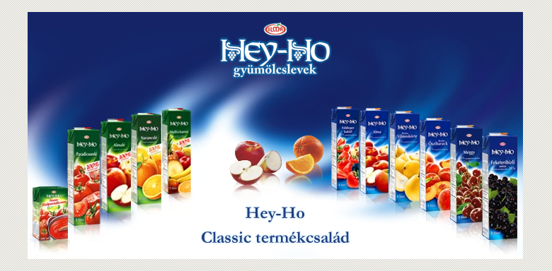 Hey-Ho Classic flash I. Design