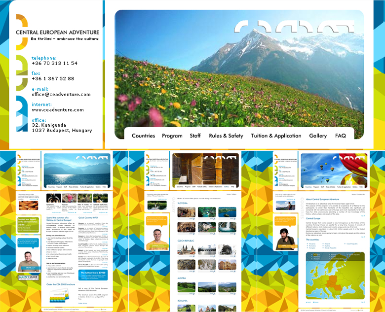 CEA Web Design